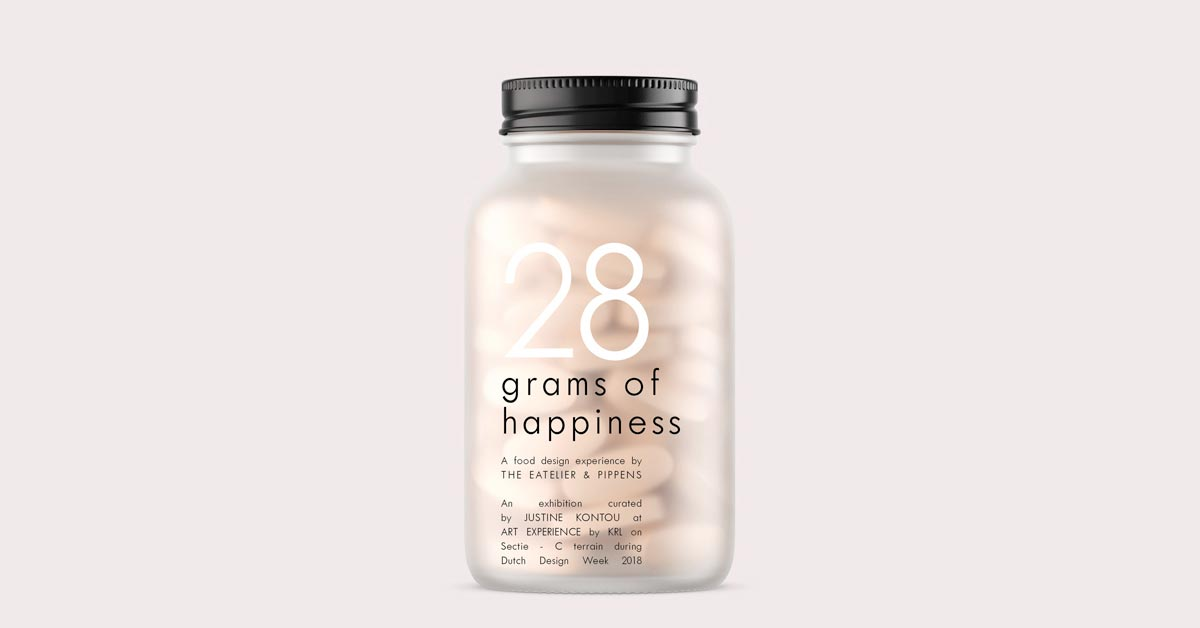 28 Grams Of Happiness research