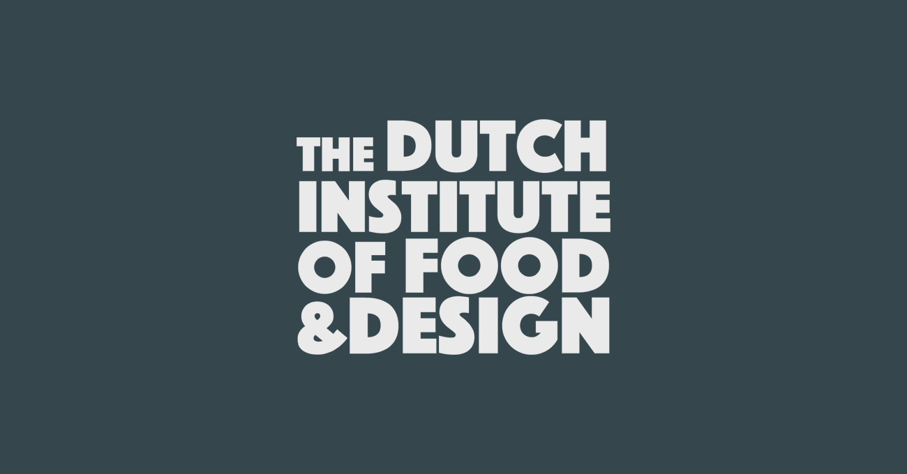 DIFD: Dutch Institute of Food and Design | The Eatelier: Publications #TheEatelier
