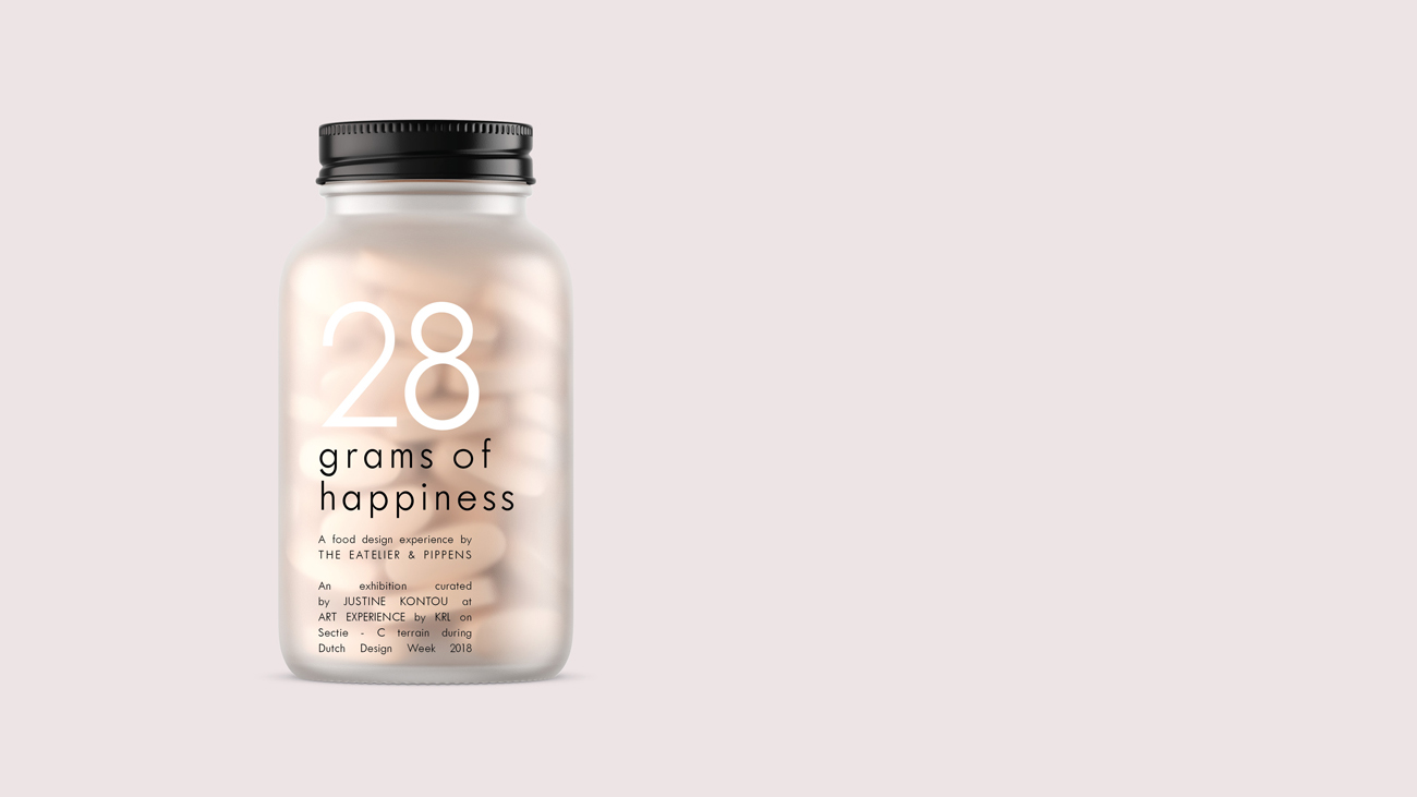 28 Grams of Happiness: Lecture & Tasting