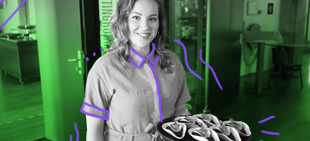 Katinka Versendaal voedselfuturoloog