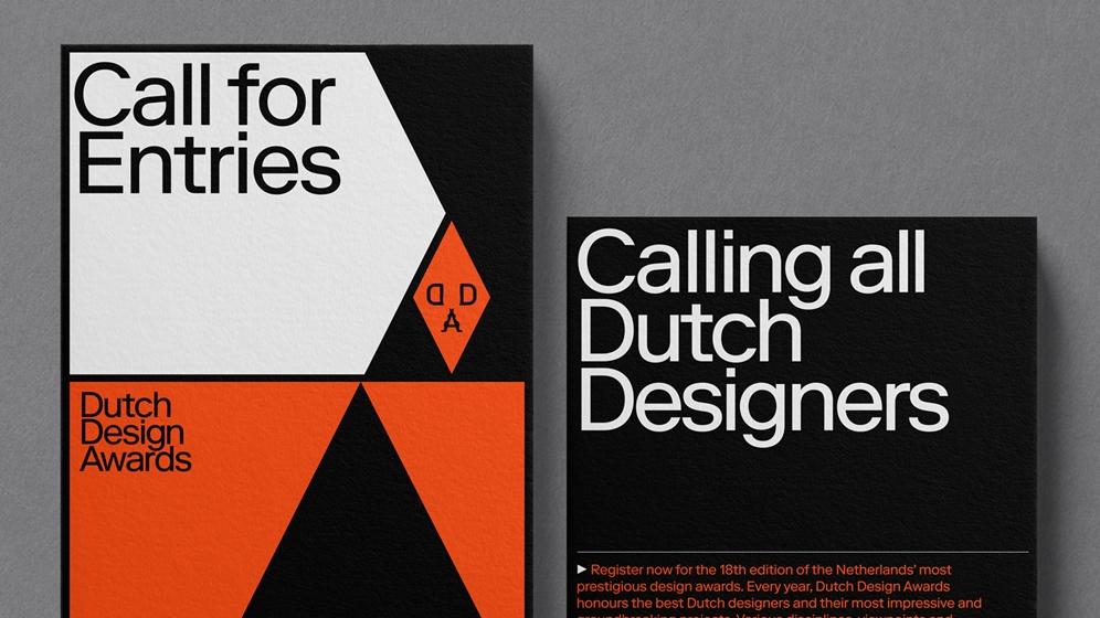 Dutch Design Awards 2020