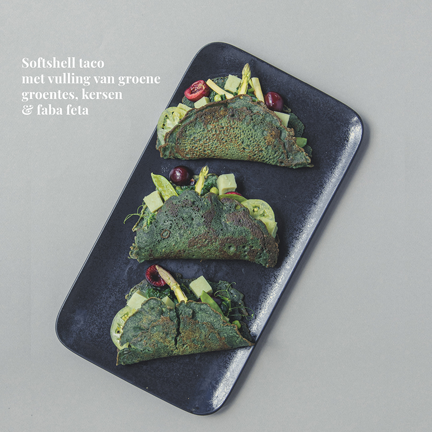 The Grean Bean Taco | Food Lab Pulses