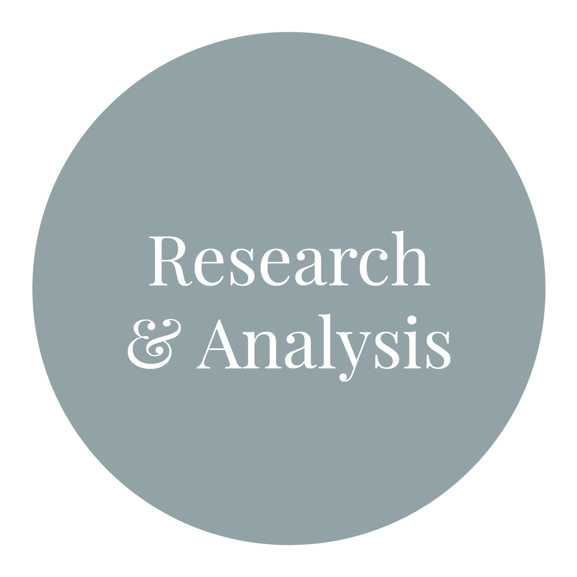 Research & Analysis