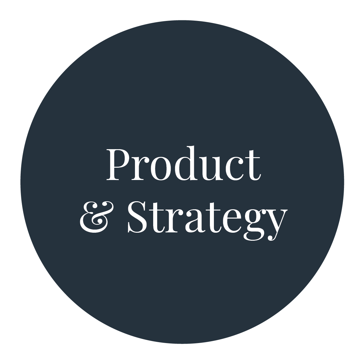 Products & Strategies