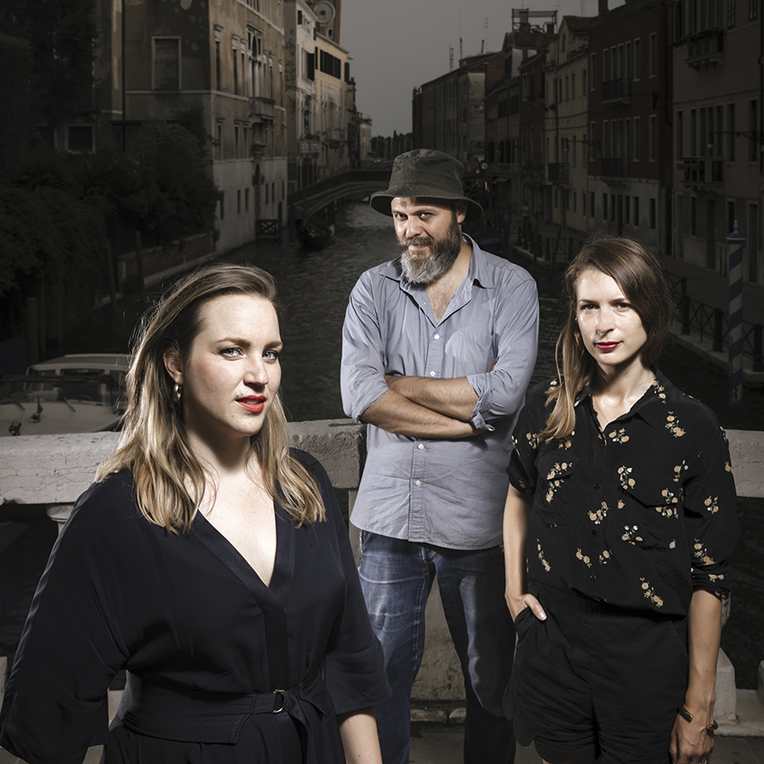 Katinka Versendaal in collaboration with Marco Bravetti and L. Sasha Gora