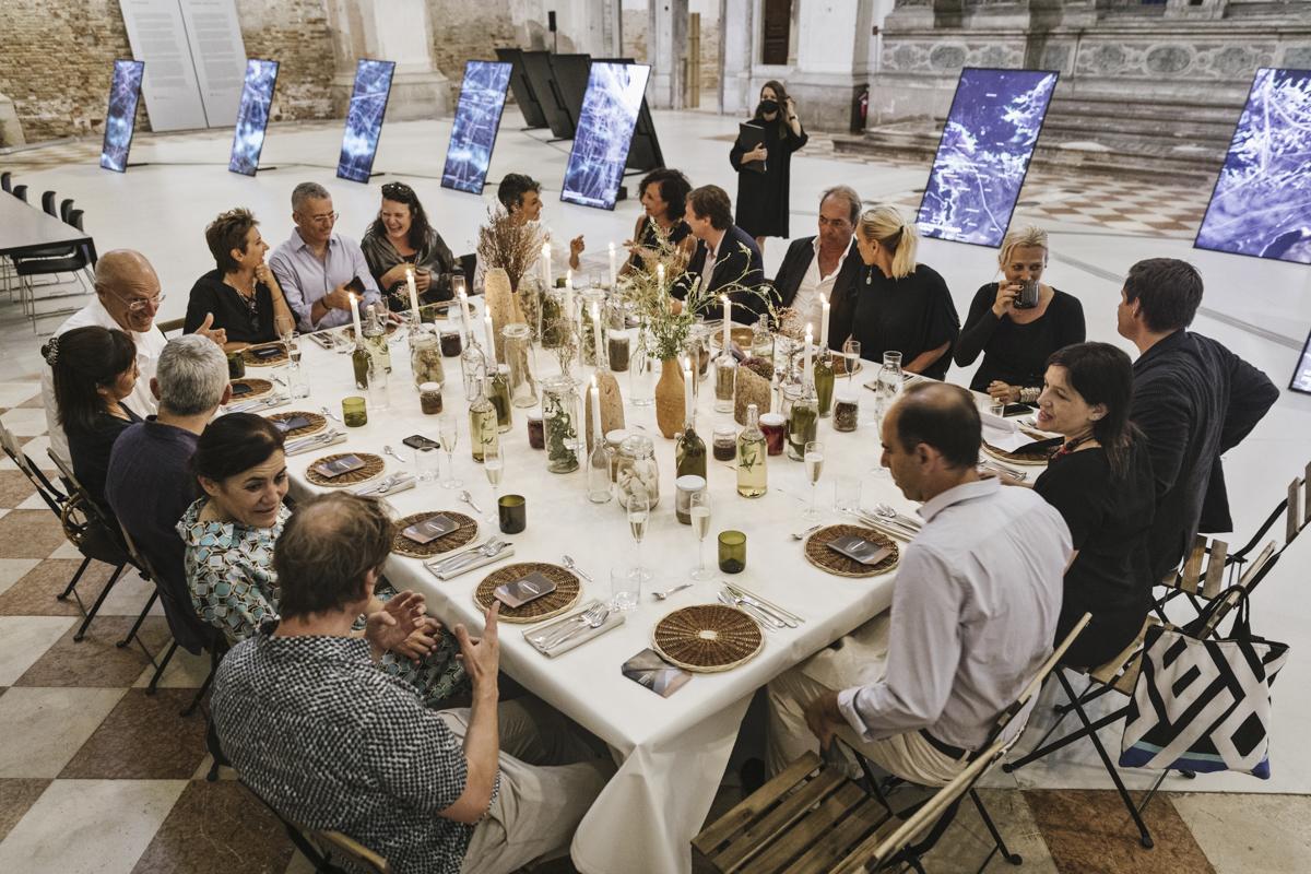 TideTables: Venetian Speculative Gastronomy